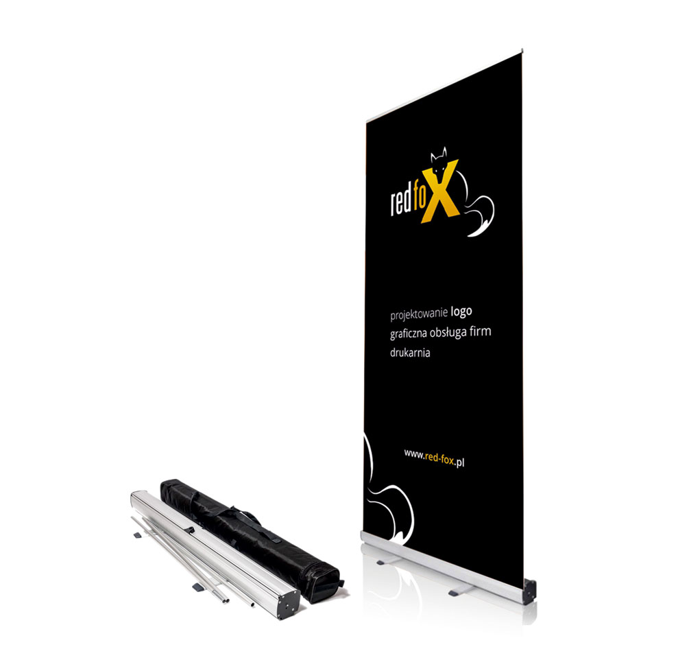 Roll-up, x-baner